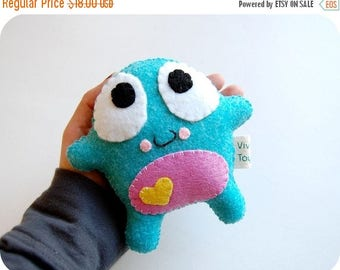 35% SALE Hurry Last One Available! Poko Eco Friendly Plush Toy Monster