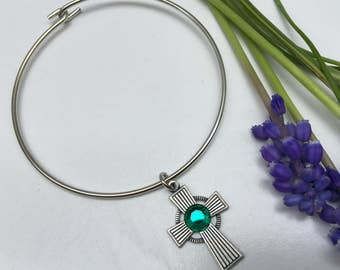 Irish Cross Bracelet