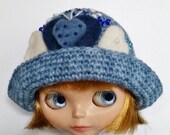 Blythe Hat Denim Darling