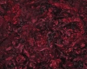 Border Leicester Yearling Fleece, 1 ounce Merlot 159