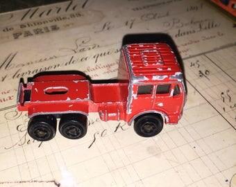 Majorette Mercedes Work Toy Truck