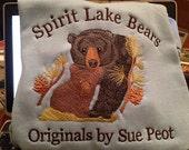 Spirit Lake Bears Sweatshirt