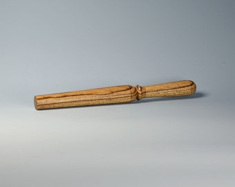 Nostepinne - Zebrawood