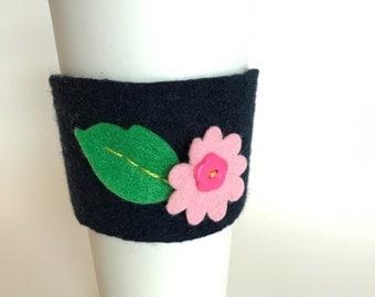 Coffee Cozy Cover stocking stuffer, teacher's gift