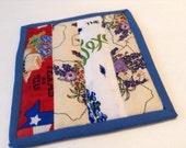 Large Texas Bluebonnet Coaster