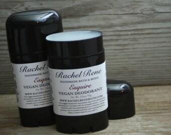 Esquire - Vegan Deodorant Stick 2.5oz