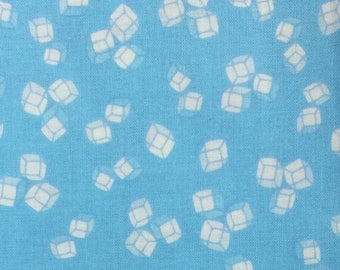 Ice Cube Fabric 1/2 yard - Happy Hour by Kanvas