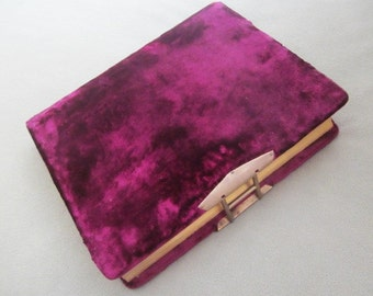 Antique Photo Album with Cabinet Cards and CDVs