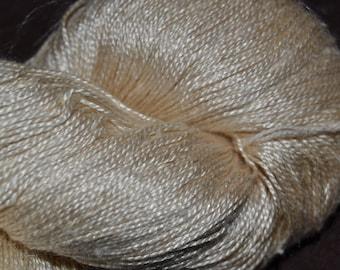 12/2 Mulberry Silk Yarn  100 grams