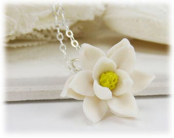 Magnolia Necklace - Magnolia Jewelry Collection