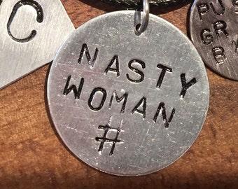 Nasty Woman tag