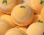 Lemongrass Bath Bomb
