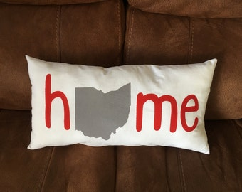 HOME Ohio Decorative Throw Pillow