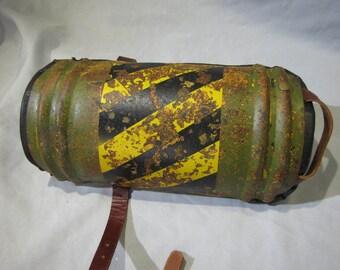 Rusty Steel Fallout style armor