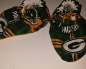 Custom listing for Julie. PACKERS adult slippers size 4.5