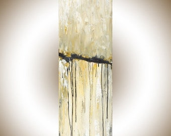 Abstract landscape painting original art painting on canvas art wall art wall Decor home decor wall hanging by qiqigallery