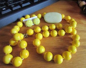 SUNNY yellow jewelry