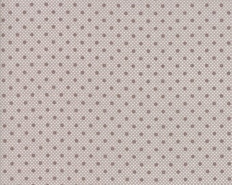 Lily Will Revisited Gray fabric | Moda 2804 23 | Cotton Quilting fabric
