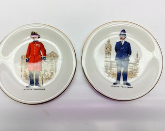 Little London plates