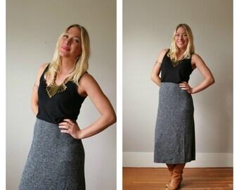 1980s Diane Von Furstenberg Skirt >>> Size 16/18W