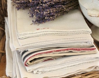 Vintage Lovely French Linen Project Bundle