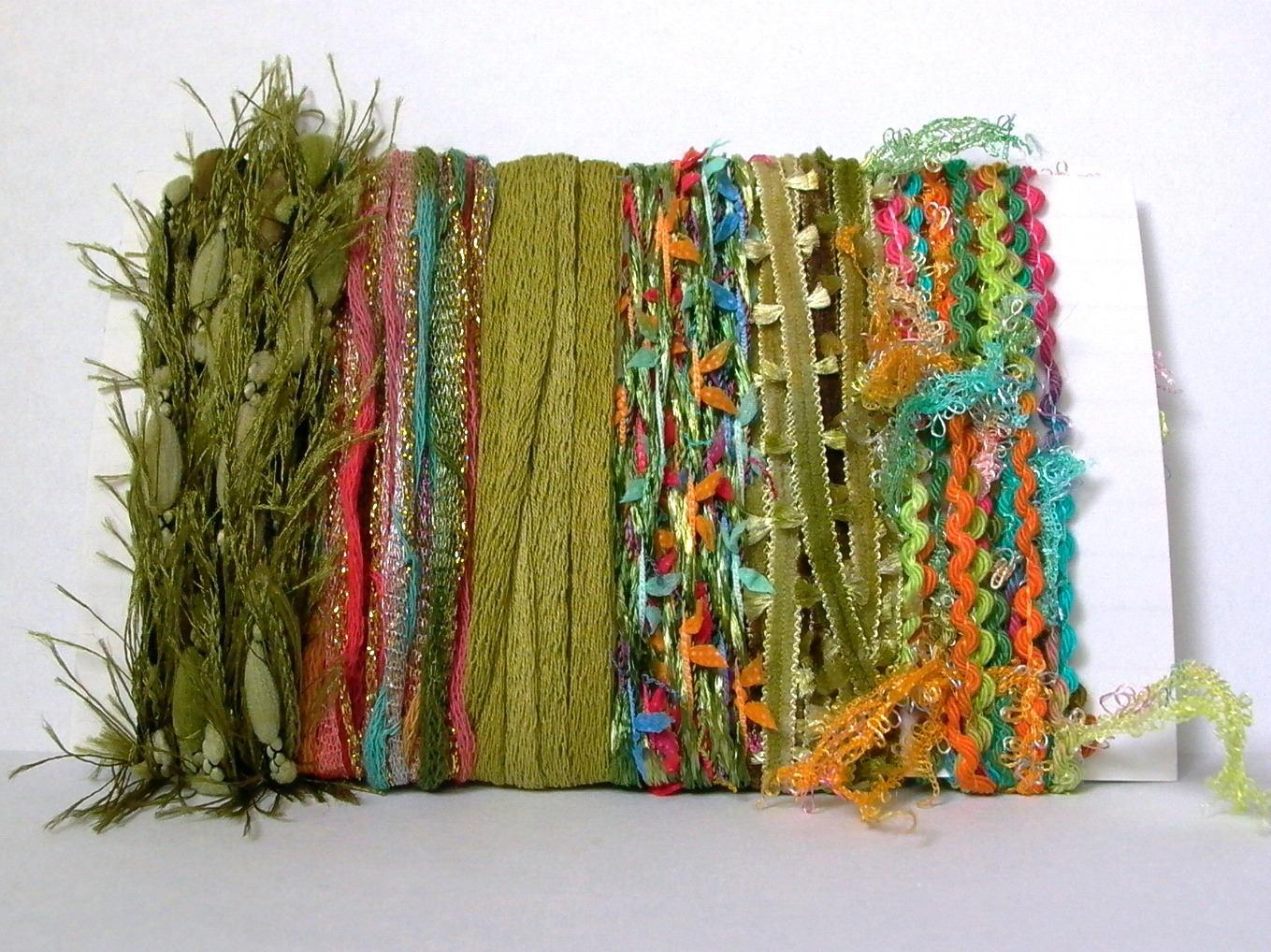 Yarn art color garden -  5 00