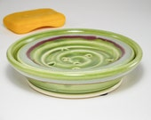 Drainer Dish - Soap Dish - Soap Dish Drain - Draining Soap Dish - Draining Soap Holder - Soap Bar Dish - Soap Bar Holder - In Stock