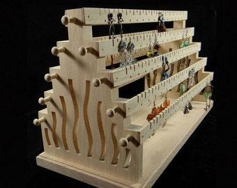 Standing bracelet holder organizer storage by spiritranchcreations - Pre Christmas Sale Mission Style Medium By