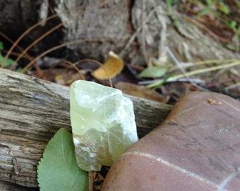 Green Calcite - small