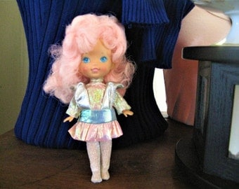 1986 Hasbro Crystal Moon Dreamers MoonDreamers Doll clothing