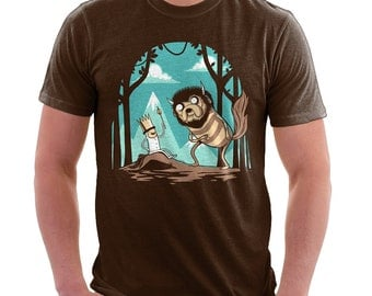 Where the Wild Adventures Are - Adventure Time Shirt | T-shirt for Women Men | Funny t-shirts | Finn and Jake | Where the Wild Things Are