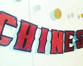 CHINESE NEW YEAR Banner, Chinese New Year Decor, Happy Chinese New Year, Chinese New Year Decor, Chinese Holiday Banner, Year of the Rooster