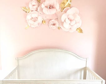 Blush Remi Luxury Paper Flower Package - FREE SHIPPING