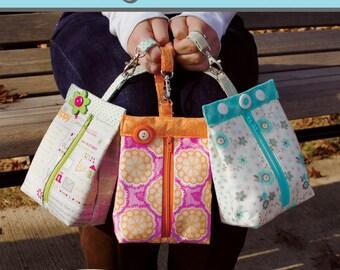 Suzy's Sack Bag Pattern Download