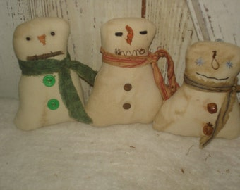 The Pitifuls Snowmen Bowl Fillers, Snowmen Bowl Fillers, Snowmen, Snowman, Winter, Christmas, Ofg, Faap, Hafair, Dub