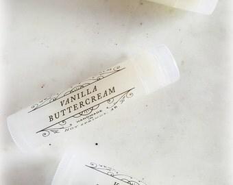 Vanilla Buttercream Lip Balm