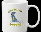 Good Morning, Sunshine!  Poppet Mug- - Art by Lisa Snellings