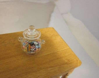 Jar of Licorice