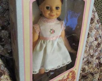 Vintage CRISSY Grow Hair IDEAL Doll 1982 Mint In Original Box
