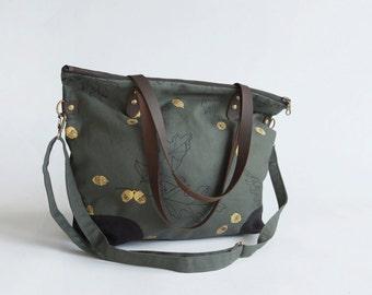 Journey Bag - Oak