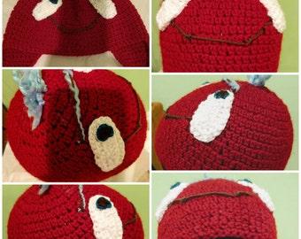 Adorable Marino Wool blend Baby hat
