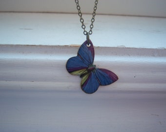 Butterfly Necklace - Free Gift With Purchase
