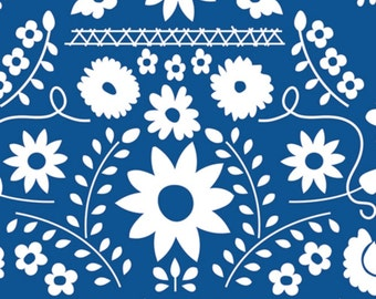 Art Gallery - Fiesta Fun Collection by Dana Willard - Mexican Dress in Midnight