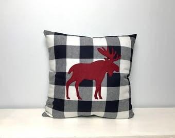 Big Moose Pillow