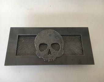Skull heat register