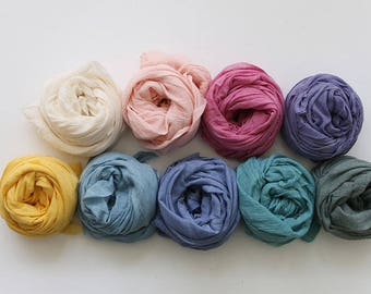Lovely Colors, washing gauze cotton, U338