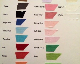 """Crinkled Seam Binding 30 Yards(90 Feet)""""""""You Pick All Your Colors"""" 24 Colors To Choose From-By Not Too Shabby"""