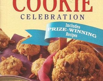 Vintage Crisco American Cookie Celebration Cookbook