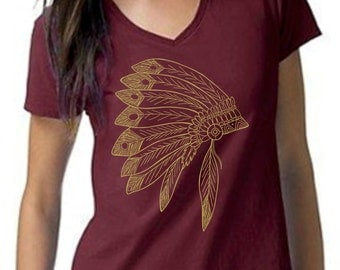 FSU Headdress Shirt