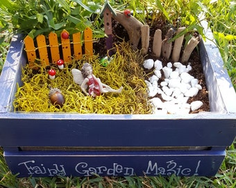 Fairy Garden Kits